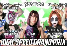 Stardom High Speed Grand Prix