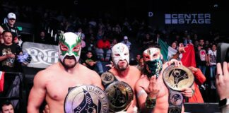 bandido, flamita and rey horus
