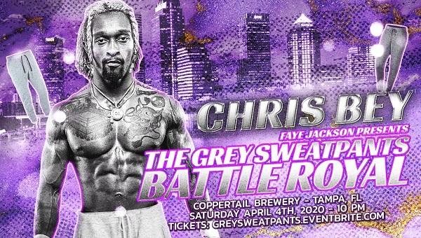 Grey Sweatpants Battle Royal