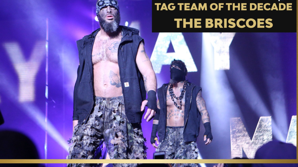 briscoes - ring of honor best of the decade