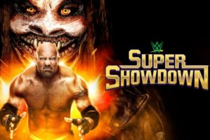 Goldberg Wyatt Super Showdown
