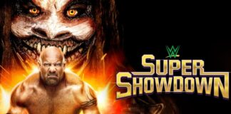 Goldberg Wyatt Super Showdown