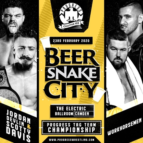Chapter 103 Beer Snake City