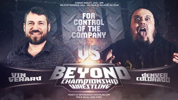Beyond Championship Wrestling Pilot