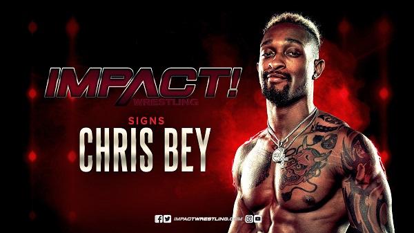 Chris Bey IMPACT