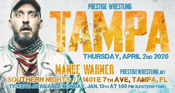Prestige Wrestling Tampa