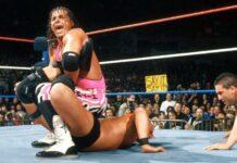 Bret Hart Steve Austin WrestleMania 13