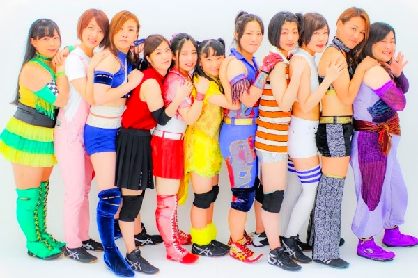 Gatoh Move Pro Wrestling 0