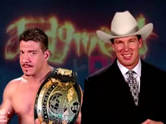 Eddie Guerrero JBL Judgment Day 2004