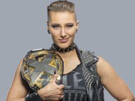 Rhea Ripley NXT Women's Champion