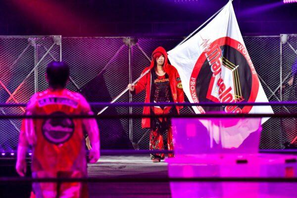 Takumi Iroha Marvelous Flag