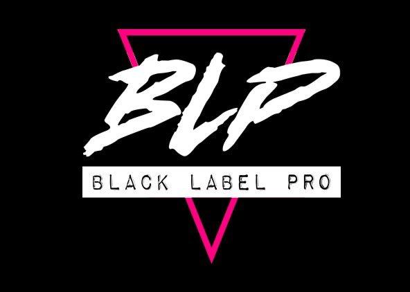 black label pro logo