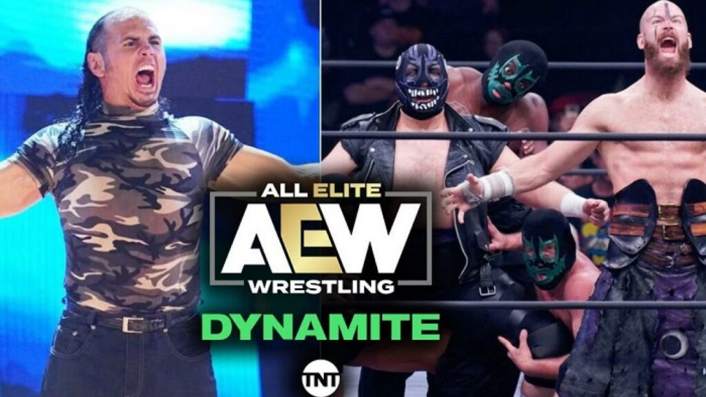 Matt Hardy Exalted One AEW