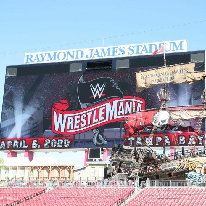 WrestleMania Tampa