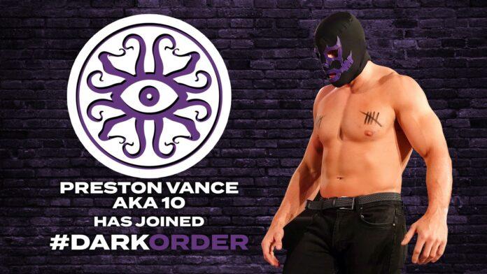 Preston Vance Dark Order