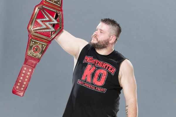 Kevin Owens Universal Champion