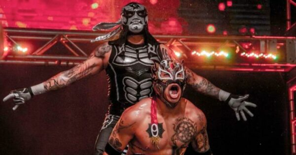 All Out Lucha Brothers