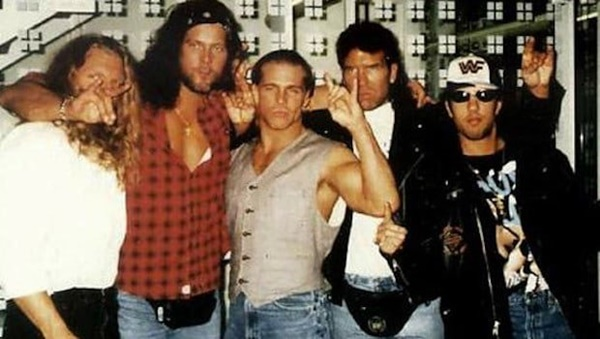 Triple H and The Kliq