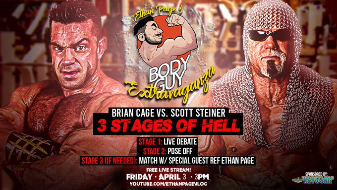 body guy - steiner vs cage