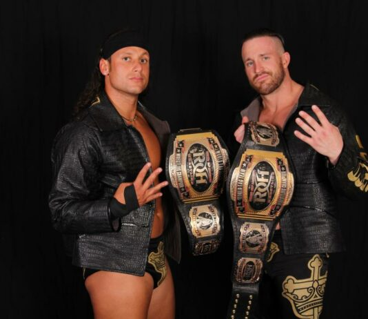 Matt Taven and Mike Bennett Kingdom