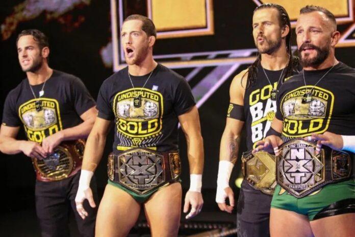 Undisputed Era NXT