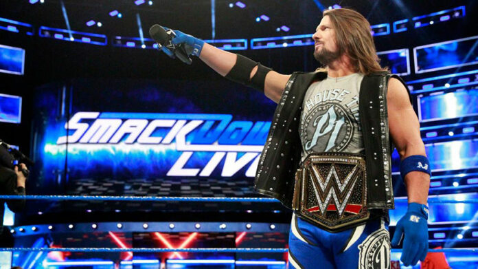 AJ Styles SmackDown