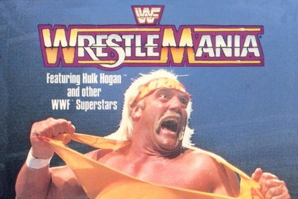 WWF WrestleMania Wrestling Video Game