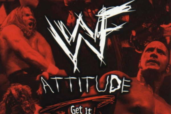 WWF Attitude Wrestling Video Game