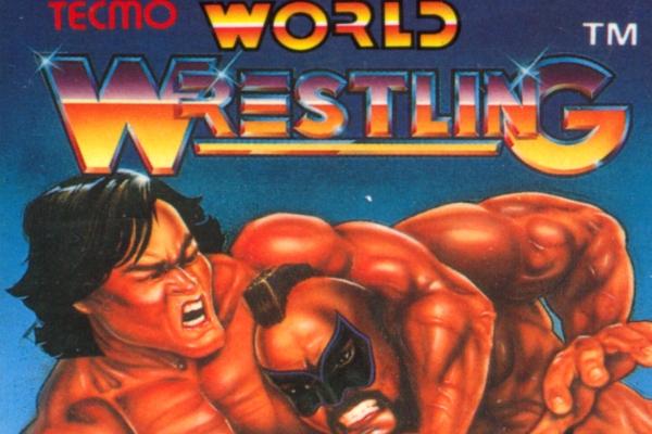 Tecmo World Wrestling Video Game