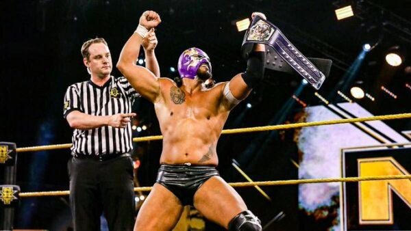 Fantasma Captures the NXT Championship