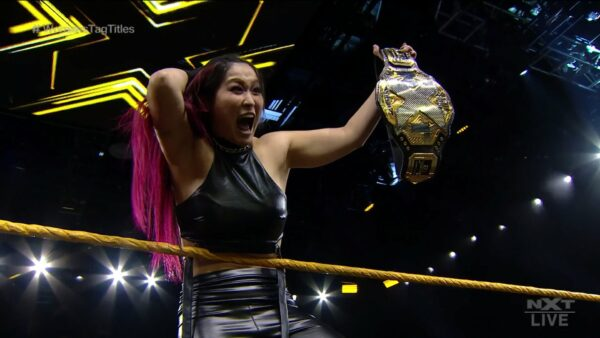 Next NXT Women's Champion