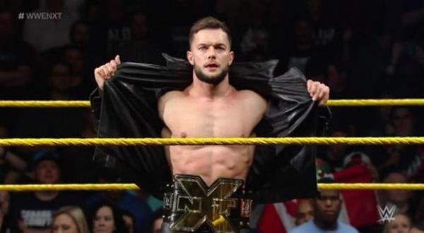 Finn Balor wants his spot back from Adam Cole
