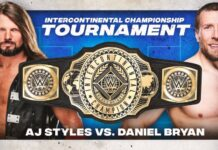 Daniel Bryan vs AJ Styles on Friday Night SmackDown