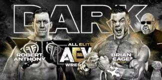 AEW DARK - Cage vs Anthony