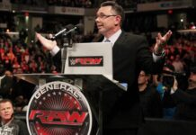 anonymous raw general manager - michael cole