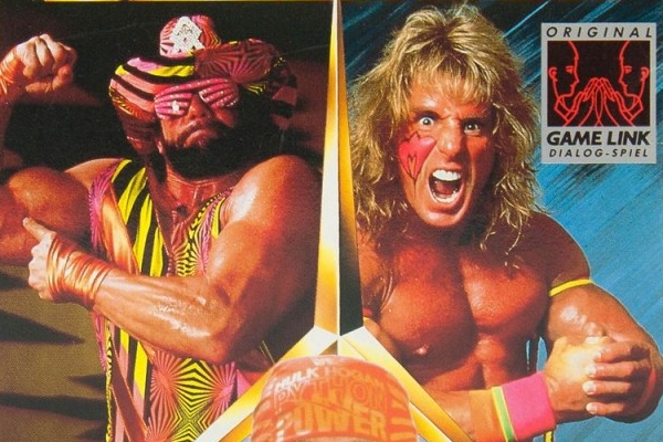 WWF Superstars Wrestling Video Game