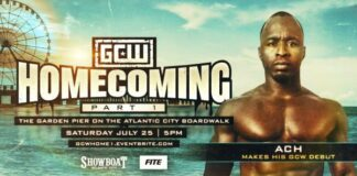 ACH GCW Homecoming Part 1