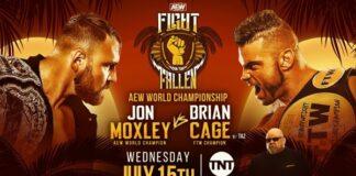 Cage vs Mox - Fight for the Fallen