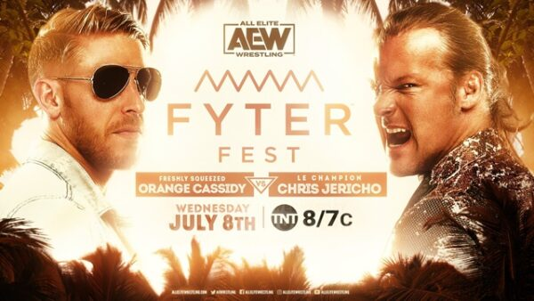 AEW Fyter Fest Night 2