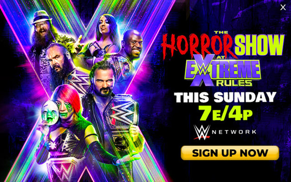 The Horror Show At Extreme Rules
