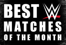Best WWE Matches of the Month