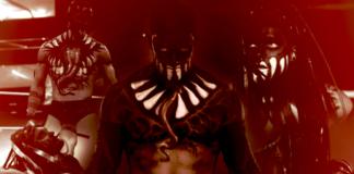 Finn Balor Demon King