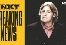 William Regal Keith Lee NXT Announcement