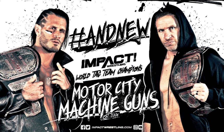 Motor City Machine Guns