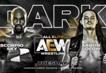 AEW DARK - Sky vs Solow