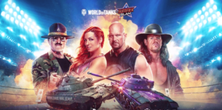 WWE World of Tanks