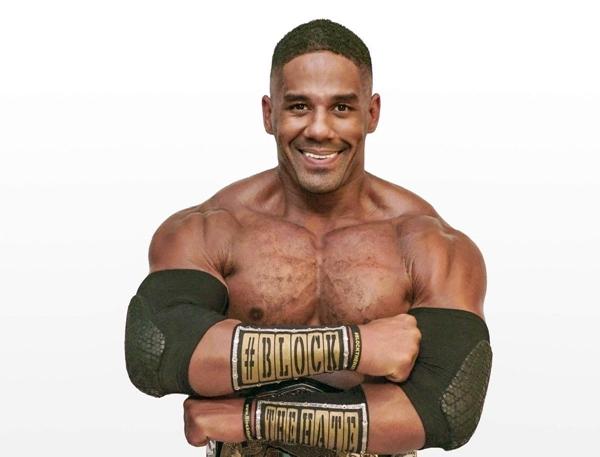 LGBTQ Wrestlers: Fred Rosser