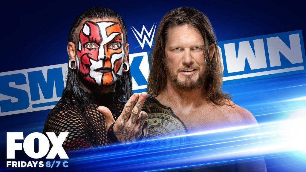 Jeff Hardy vs. AJ Styles