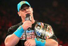 John Cena US Open Challenge