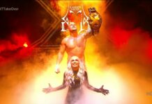 Karrion Kross NXT TakeOver XXX
